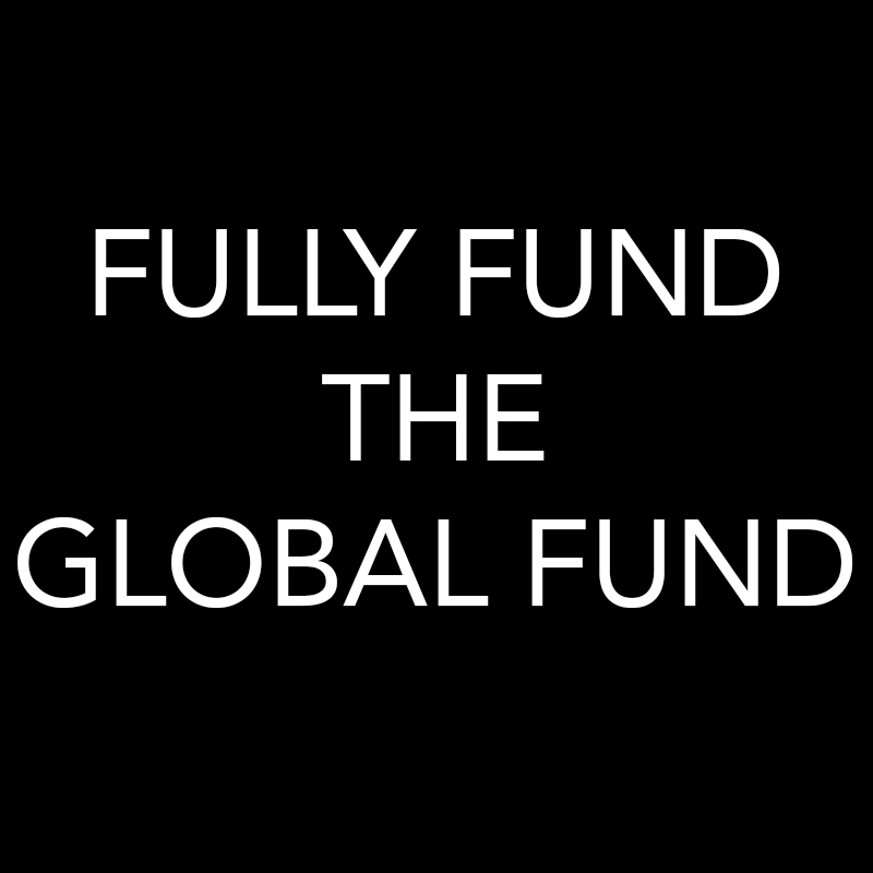 Supporting People Living with HIV and Key Populations through Ambitious Global Fund Replenishment