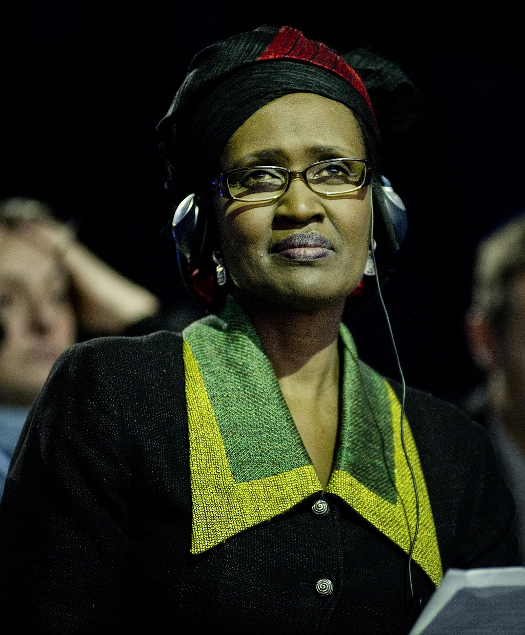 GNP+ congratulates Winnie Byanyima on her appointment as UNAIDS Executive Director