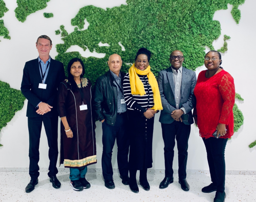 Communities Delegation at the 33rd Executive Board of Unitaid