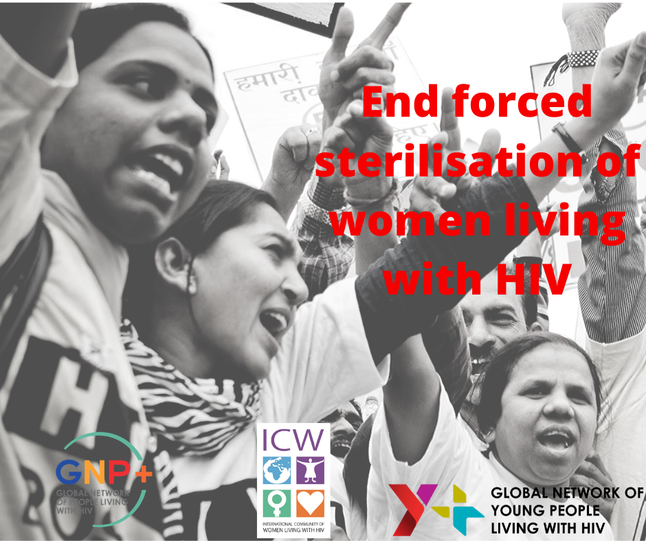 End forced sterilisation of women living with HIV