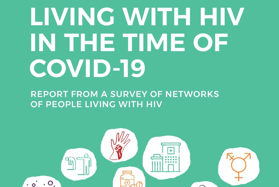 Networks of people living with HIV plug the gap in essential services as weak health systems struggle to cope with COVID-19