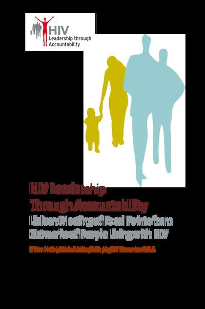 2011 HIV Leadership through Accountability Liaison Meeting Report
