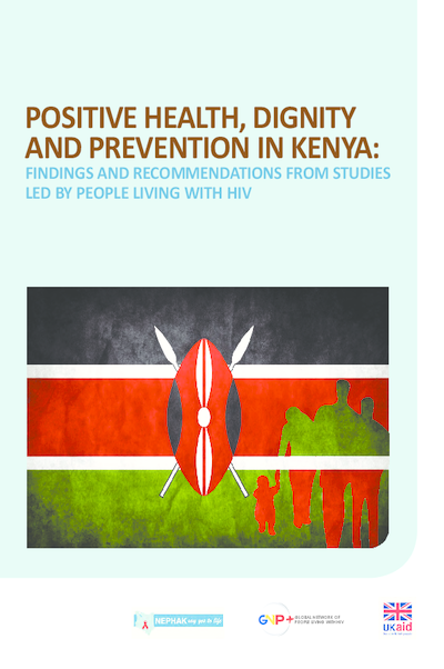 Kenya: Positive Health, Dignity and Prevention