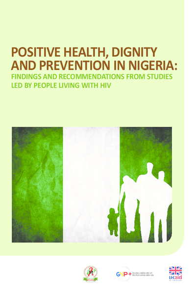 Nigeria: Positive Health, Dignity and Prevention