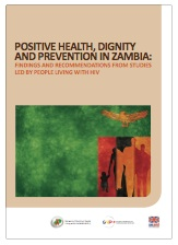 Zambia: Positive Health, Dignity and Prevention