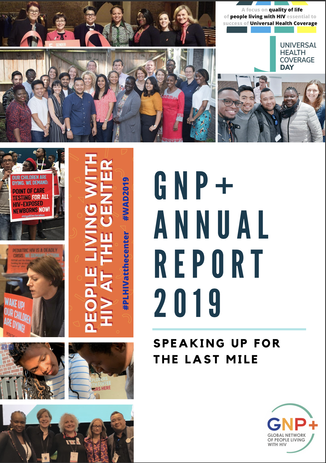 GNP+ 2019 Annual Report