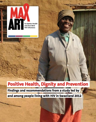 Swaziland: Positive Health, Dignity and Prevention Report