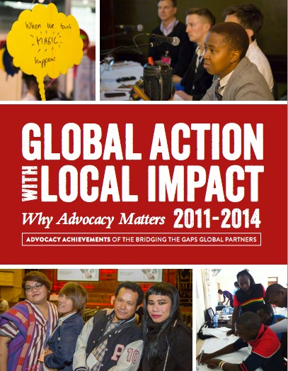 Global Action with Local Impact: Why Advocacy Matters 2011-2014