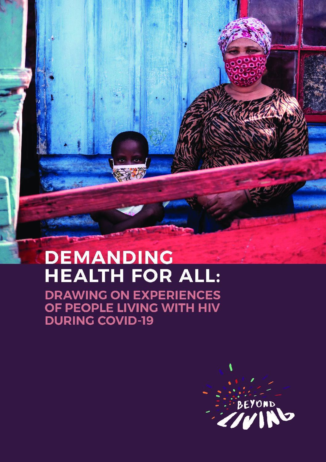 Demanding health for all