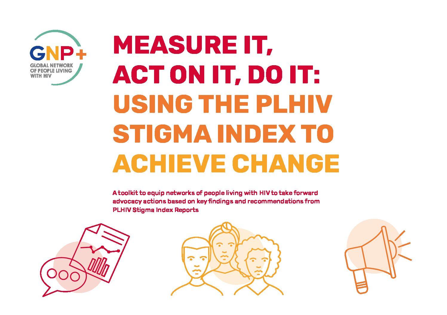 PLHIV Stigma Index Advocacy Toolkit