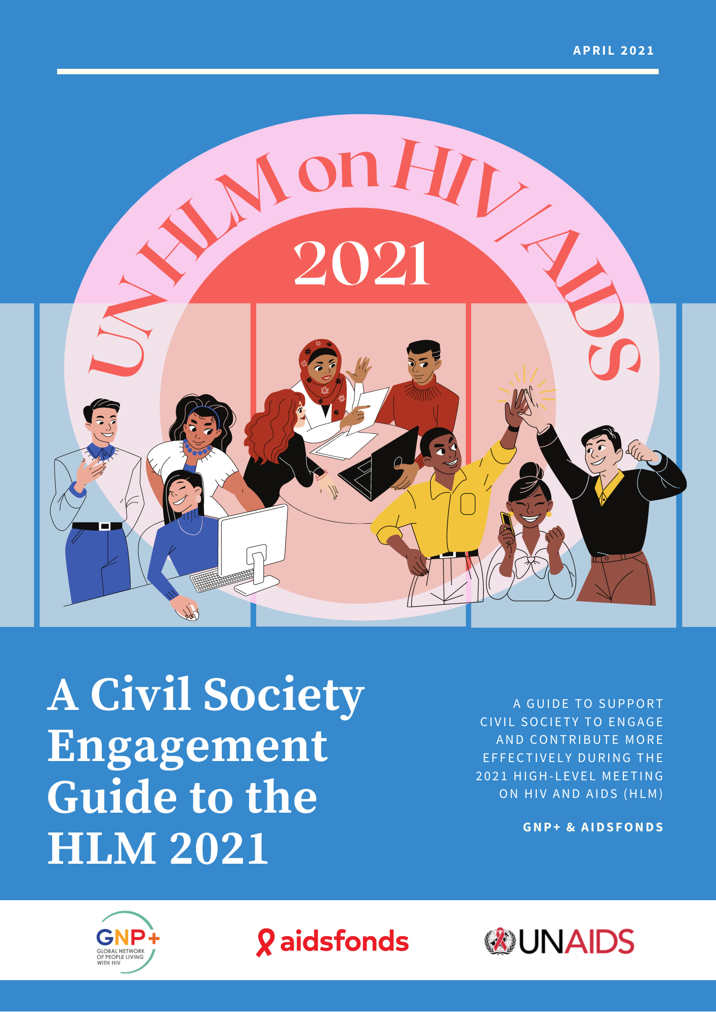 A Civil Society Engagement Guide to the HLM 2021